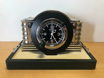 Rare Vintage Table clock BREGUET Limited Edition 8 Day Chronograph Ref 6180RB/92