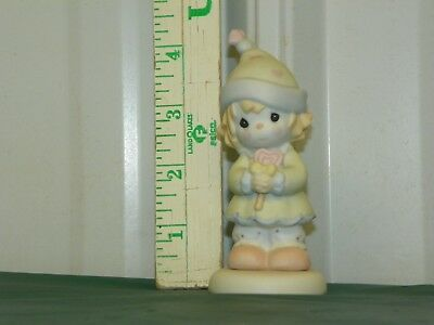 ENESCO PRECIOUS MOMENTS #139521 You Make The World A Sweeter Place Clown Figure