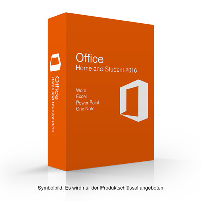 Microsoft Office 2016 Home & Student ESD MS HS ESD Key download