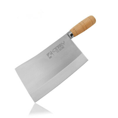 Massive Butcher Chop Bone Kitchen Cutting Knives Chopping Forged Chef Knife tool