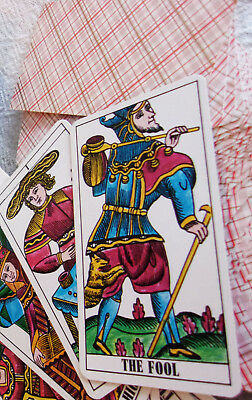 Tarot Classic Single Replacement Card AG Muller Switzerland U.S. Games Vintage