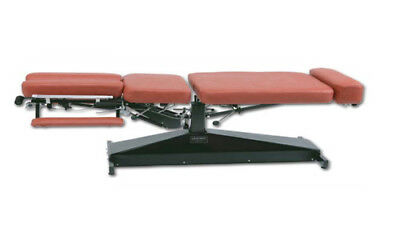 New Leander LT Elevation Chiropractic Table With Auto Drops Cheaper than an OMNI