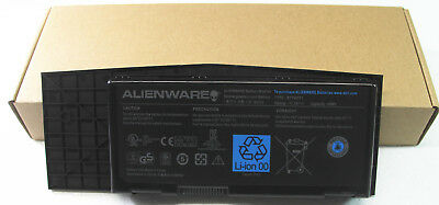 Genuine OEM DELL BTYVOY1 Battery Alienware M17x/M17x R3/M17x R4 9CELL 11.1V 90WH