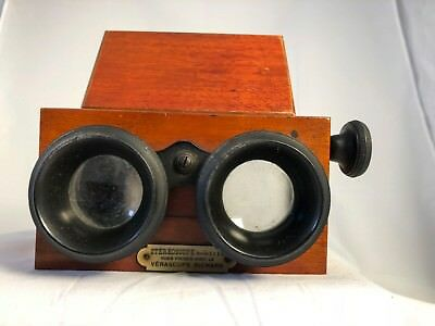 Antique French Stereo Viewer
