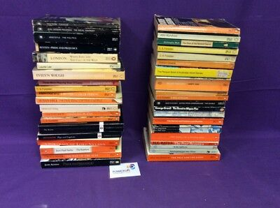 Set of 40 Penguin Books in Various Conditions