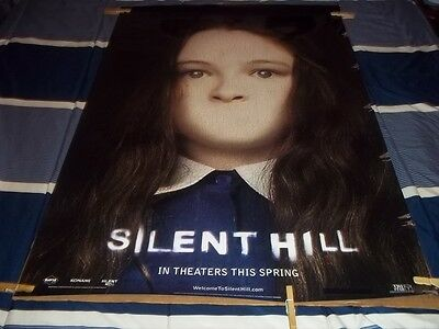 Silent Hill 2006 Original 1Sh Movie Poster 27X40 Ds
