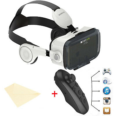 BOBO VR Box Z4 FOV Virtual Reality Headset 3D Movie Game Glasses Visual Remote