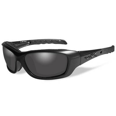 Wiley X Black Ops Gravity Tactical Military Army Safety Sunglasses Black  Frame 9b3c97d029