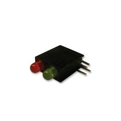 4x L-710A8EB/1I1GD Diode LED in housing No.of diodes2 3mm THT red/green