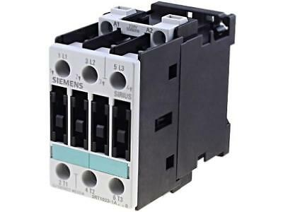 3RT1023-1AL20 Contactor3-pole 230VAC 9A NO x3 DIN on panel Size S0