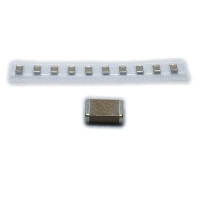 1500pf 50v 5/% C0G 0805 Size SMD Surface Mount Capacitor 100 Pieces