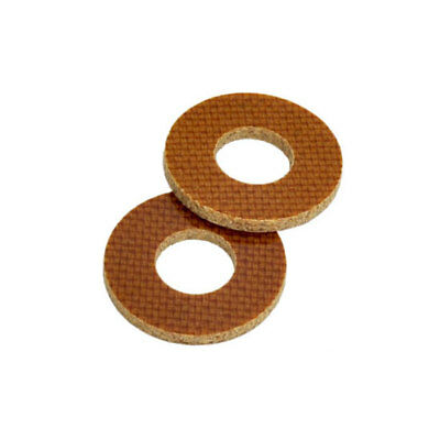 """BROWN Baltimore Street Irons 20 Pack 5/16"""" Phenolic Coil Washers BSI Tattoo Coil"""