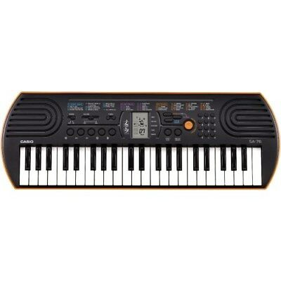 Casio SA-76 Keyboard | Neu
