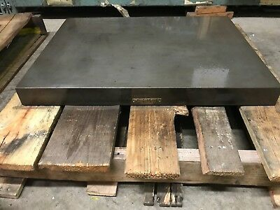 Challenge Cast Iron Surface Plate - Great Condition - We Will Ship!