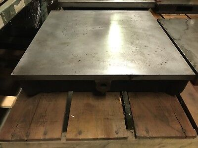 Machine Products - Webbed Surface Plate - USA - We will ship!