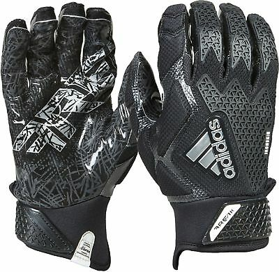 08963f1a047 ADIDAS FREAK 3.0 Adult Football Padded Receiver Linebacker Gloves ...