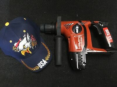 Hilti Te 6-A36 Tool Body, Preowned, Free Hat, Fast Shipping