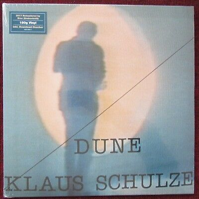 LP Vinyl Klaus Schulze - Dune 1979 (Remastered 2017) NEU OV mit Download-Voucher
