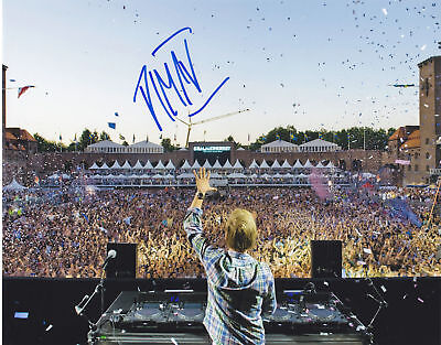 Avicii ++ Tim Bergling++ Autogramm ++ DJ ++ Stories ++ True ++ Autograph
