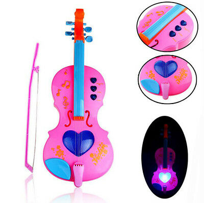 Electric Simulation Violin Instrument Toys Kids Music Instrument Toy Child Gift