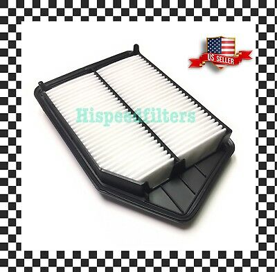ENGINE AIR FILTER For HONDA ACCORD 13-17 ACURA TLX 2.4L 4CYL US Seller