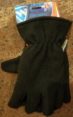 West Chester Cold Weather Premium Fleece Gloves - Large