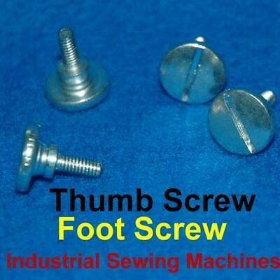 Industrial Sewing Machines Foot Screws Thumb Screw for Brother Juki Singer