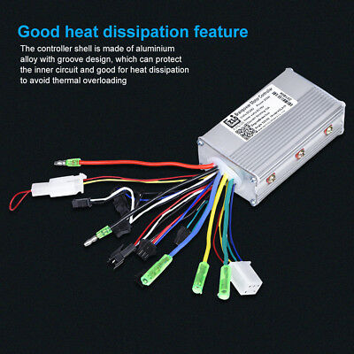 24V 250W Electric Bicycle Bike Brushless Motor Controller For E-bike Scooter kit