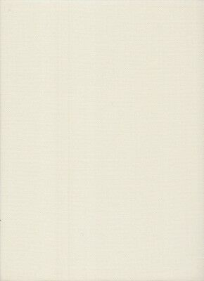 28 count  Fabric Flair Cream Evenweave Fabric - size 44 x 87 cms singles
