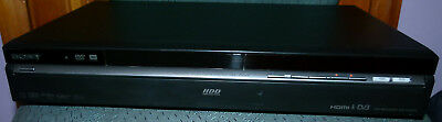 Sony RDR-HX870 DVD Recorder HD 160GB, DVB, HDMI Black & TV Aerial -working order