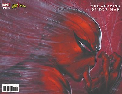 Amazing Spider-Man 800 Dell Otto Wrap Around Variant Red Goblin Anniversary Hot!