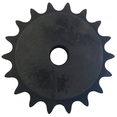 """H80B18 18-Tooth, 80 Standard Roller Chain Type B Sprocket (1"""" Pitch)"""