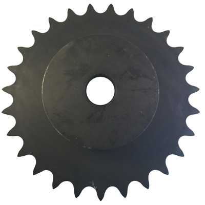 """H80B27 27-Tooth, 80 Standard Roller Chain Type B Sprocket (1"""" Pitch)"""