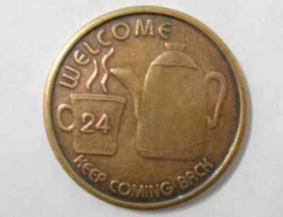 Recovery AA NA CA Welcome Keep Coming Back Recovery Medallion tokens Serenity