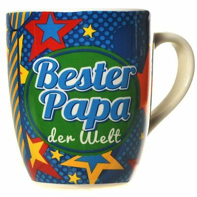 1 kaffeepott tasse im geschenkkarton porzellan bester papa der welt eur 4 45 picclick de. Black Bedroom Furniture Sets. Home Design Ideas