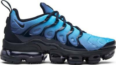 d87544268f5 Nike Air Vapormax Plus Obsidian Blue Photo VM Max Tuned 924453-401 Authentic