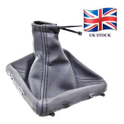Fits VAUXHALL OPEL VECTRA C 2002-2008 LEATHER GEAR SHIFT STICK GAITER LHD P16