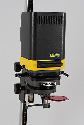 Meopta Axomat 5 black & white, Robust and Compact, enlarger