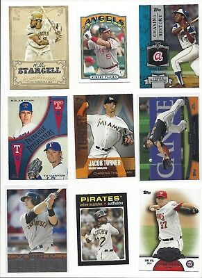 2013 Topps Inserts - Series 1, 2 & Update - All Listed - Who Do You Need!!!