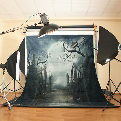 10ft Photography Background Photo Stand Studio Stage Filming Chamber Backdrop AU