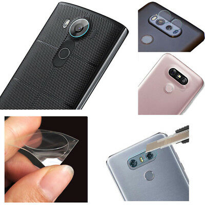 9H Tempered Glass Camera Lens Protector Cover Guard Film For LG G6 G5 V10 V20 H7