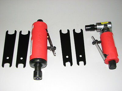 Sioux Die Grinder Set-Aircraft,Automotive,Industrial,Truck Tools- New in Box