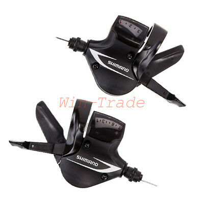 Shimano Acera SL-M360 Shifter Lever Trigger Set 3x8 Speed Rapidfire MTB Bike