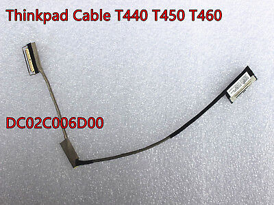New Original For Lenovo Thinkpad T440s T450s Non-touch Lvds Led Lcd Cable Screen Video Cable Line 04x3868 00hn683 Clients First Computer & Office