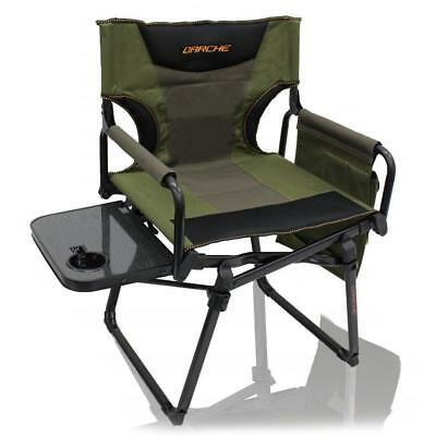 DARCHE FIREFLY Compact Directors Foldable Camping Chair + Free Zipper Carry Bag
