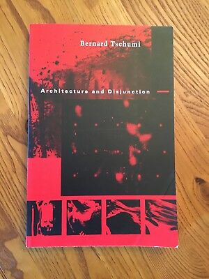 Architecture and Disjunction by Bernard Tschumi (Paperback, 1996)