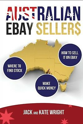 HOW to SELL on eBay Book Guide to Finding Listing Stock Making Money WRIGHT J K