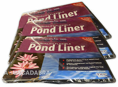 TAP Fish Pond  Garden Liner - High Quality & Flexible, Range of Sizes.