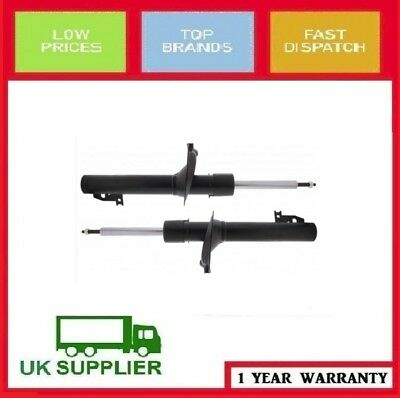 2 x FORD TRANSIT MK6 2000-2006  FRONT SHOCK ABSORBER STRUT - RIGHT &  LEFT NEW