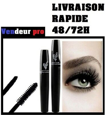 Mascara 3D younique MOODSTRUCK formule fiber lashes